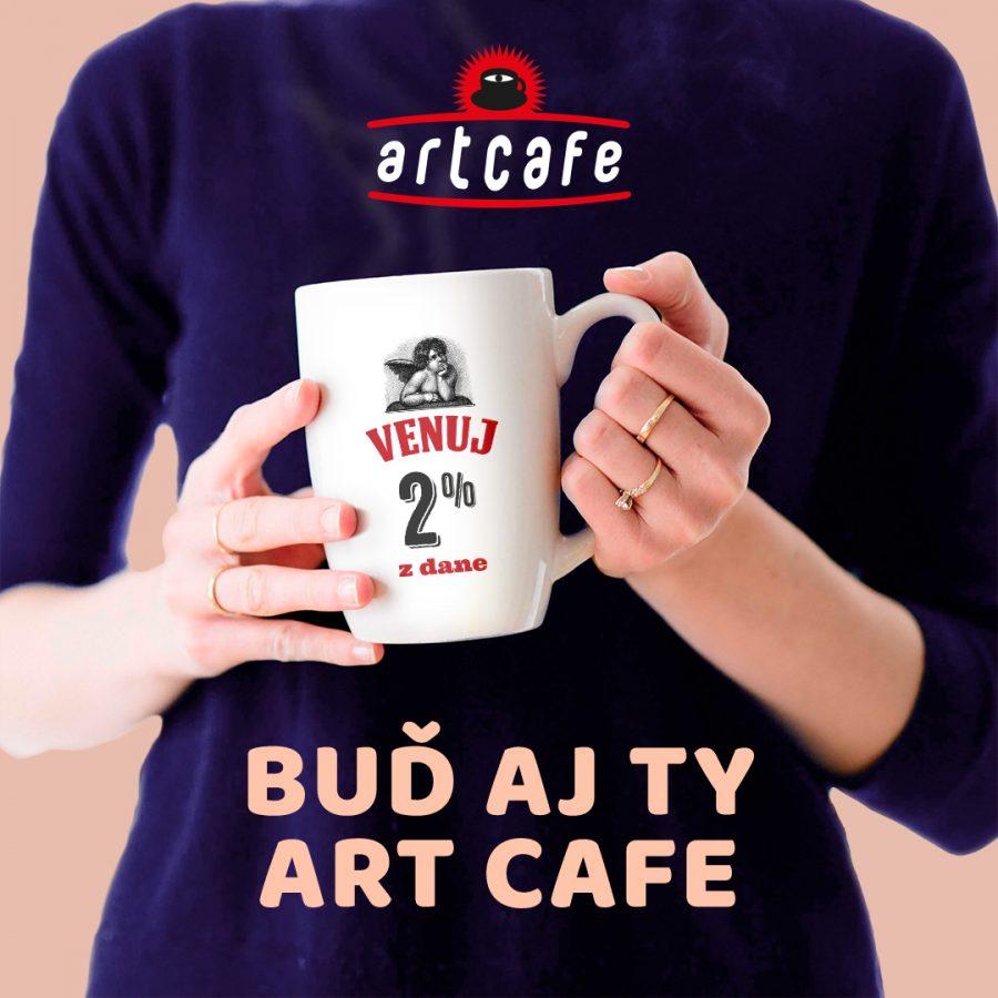 2% z dane pre Art Cafe