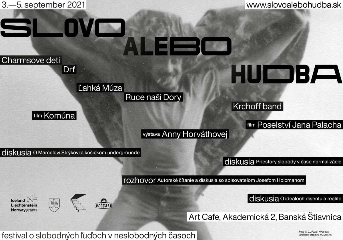 Festival SLovO aleBO huDbA